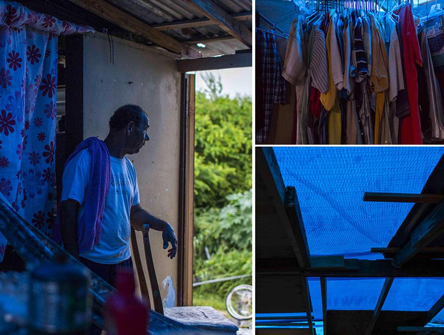 On Hurricane Maria Anniversary, Puerto Rico Is Still in Ruins