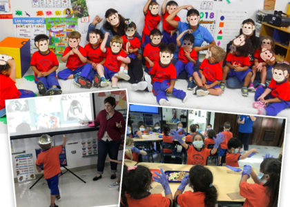 CPRC conducts workshop with pre-school kids