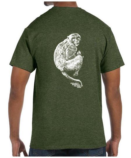 PMI T-Shirt Back Design
